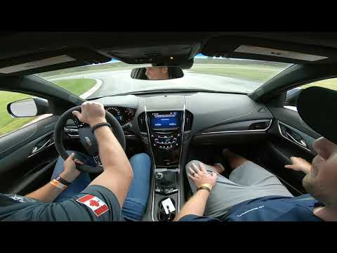 Cadillac ATS-V Drifting - Excellence On The Track