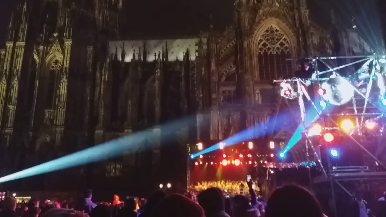 Cologne New Year celebration #2