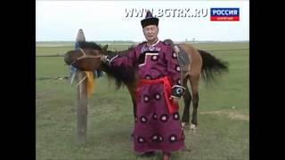 Угнаасайн аялга Михаил Елбонов