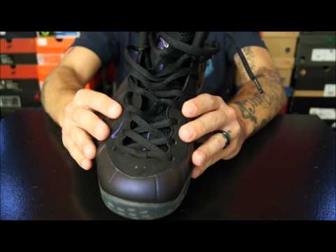 Air Penny Project - Nike Air Foamposite One Performance Review