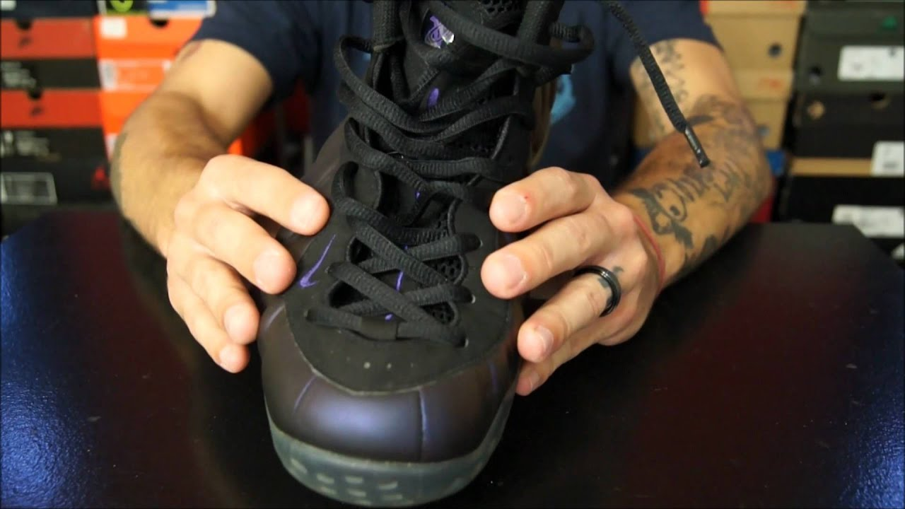 Air Penny Project - Nike Air Foamposite One Performance Review. WearTesters 2c422d6e5