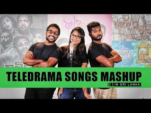 Sri lankan teledrama songs mashup   ලංකාවේ ජනප්රිය ටෙලිනාට්ය ගීත   Mangus
