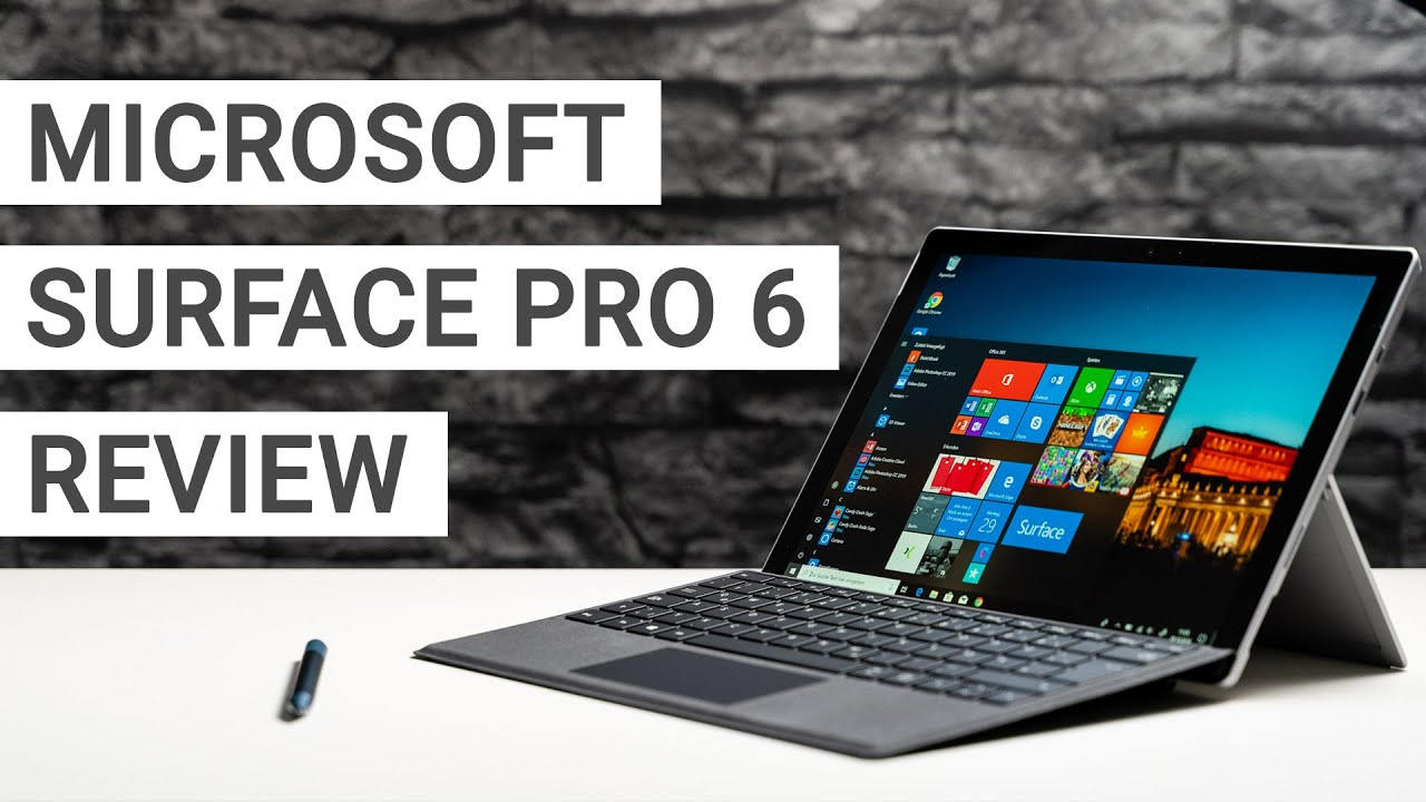 Microsoft Surface Pro 6 Review: The Only Real iPad Pro