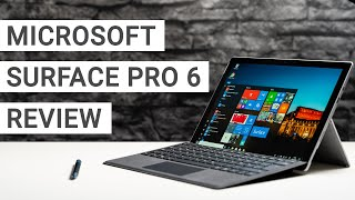 Microsoft Surface Pro 6 Review: The Best Real Pro Tablet?