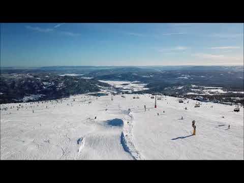 Fabntastic skiing Norefjell