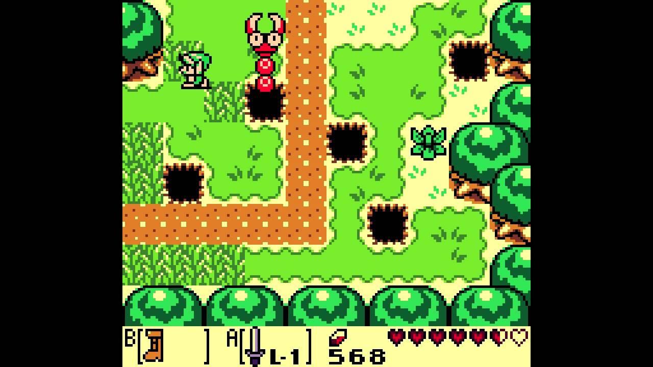 Game boy color legend of zelda - The Legend Of Zelda Link S Awakening Dx Gameplay Part 2 Gameboy Color