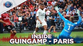 INSIDE - GUINGAMP 1-3 PARIS