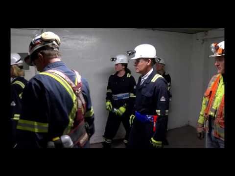 EPA Administrator Scott Pruitt Tours Pennsylvania Coal Mine