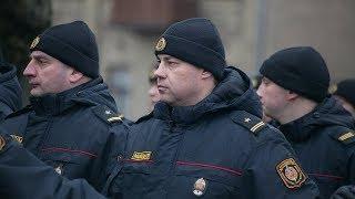Начальнік Веткаўскага РАУС ударыў падлетка і быў звольнены | Белорусская милиция, насилие