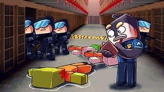 Minecraft | Prison Life - ESCAPED PRISONER KILLS! (Jail Break in Minecraft) #7