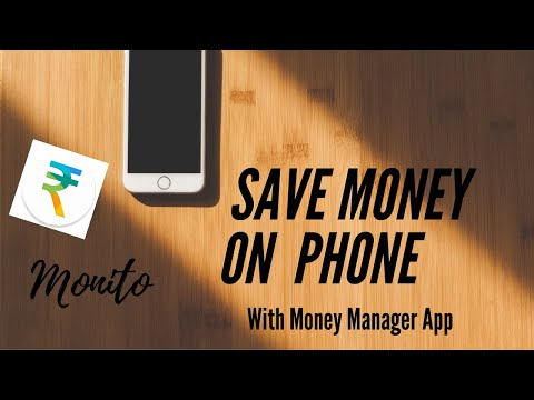 Save money | Expense manager Apps| 2020 | Track Your Money| IOS | Android