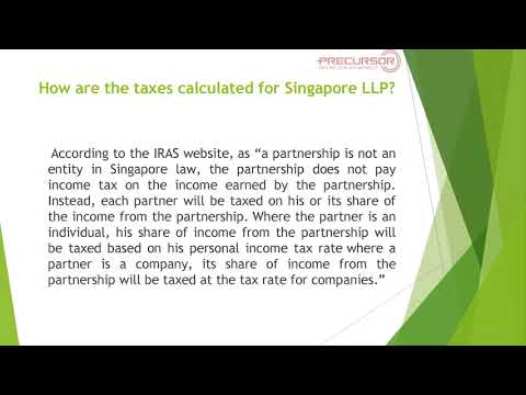 Frequently asked questions about Singapore LLP