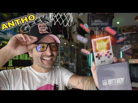 CETTE MINI GAMEBOY A TOUT D'UNE GRANDE ! (BittBoy V3)
