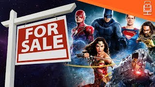 BREAKING NEWS Time Warner might be selling WB, DC Comics & More