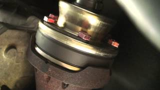 Dodge Dakota - Replacing the front Propeller Shaft