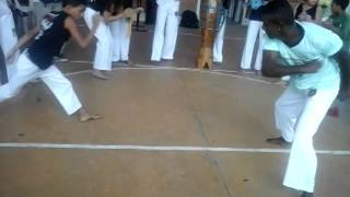 Roda Regional Capoeira Ginga de Corpo R.O Bairro Nova Esperança