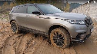 Range Rover Velar.  Развод За 100к???