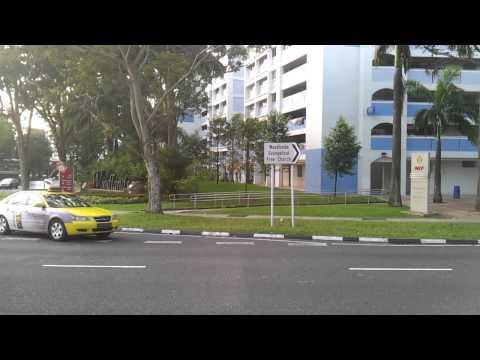 Route diversion of SMRT bus service 911