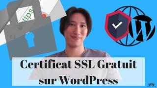 Certificat SSL gratuit : Avoir le HTTPS 🔐