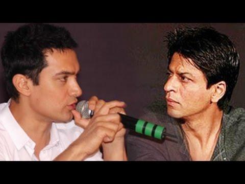 Aamir Khan INSULTS Shahrukh Khan & LAUGHS at HIM
