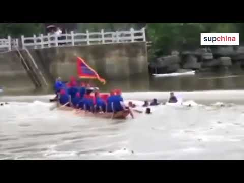 17 killed in dragon boat race training in southern China
