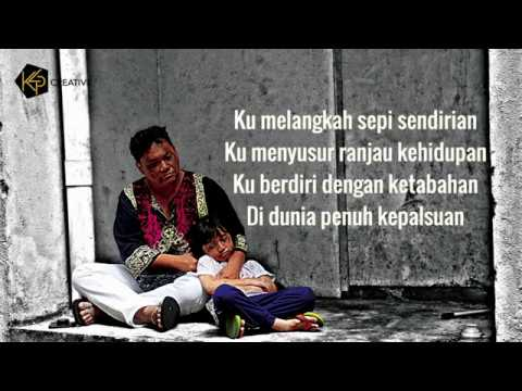 Pasrah Insan Jalanan   Ameng Spring feat Alyssa Dezek Official Lyrics Video x264 002