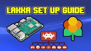 Full Set Up Guide Lakka On The Raspberry Pi 3 - RetroArch OS
