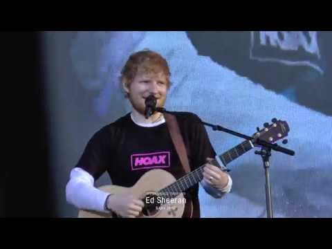 Ed Sheeran - Dive @ Live In KOREA 2019