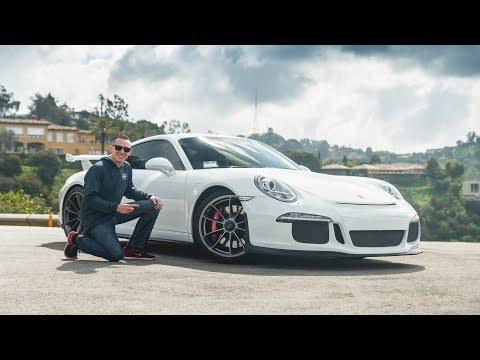 WHAT ITS LIKE TO DAILY DRIVE A PORSCHE GT3 TO WORK...AMAZING