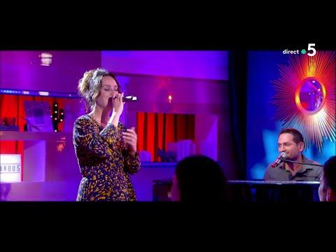 """Zaz """"Que vendra (live)"""" - C à Vous - 13/11/2018"""