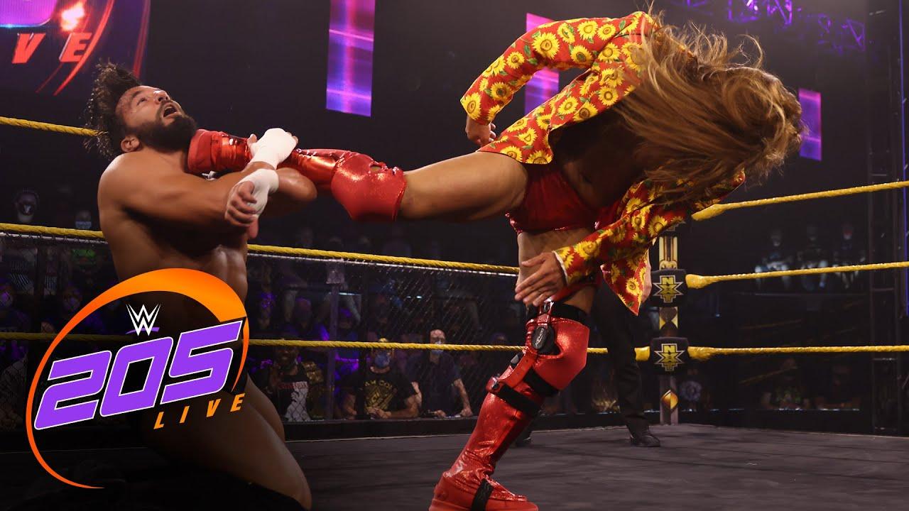 Download Ikemen Jiro vs. Tony Nese: WWE 205 Live, June 18, 2021