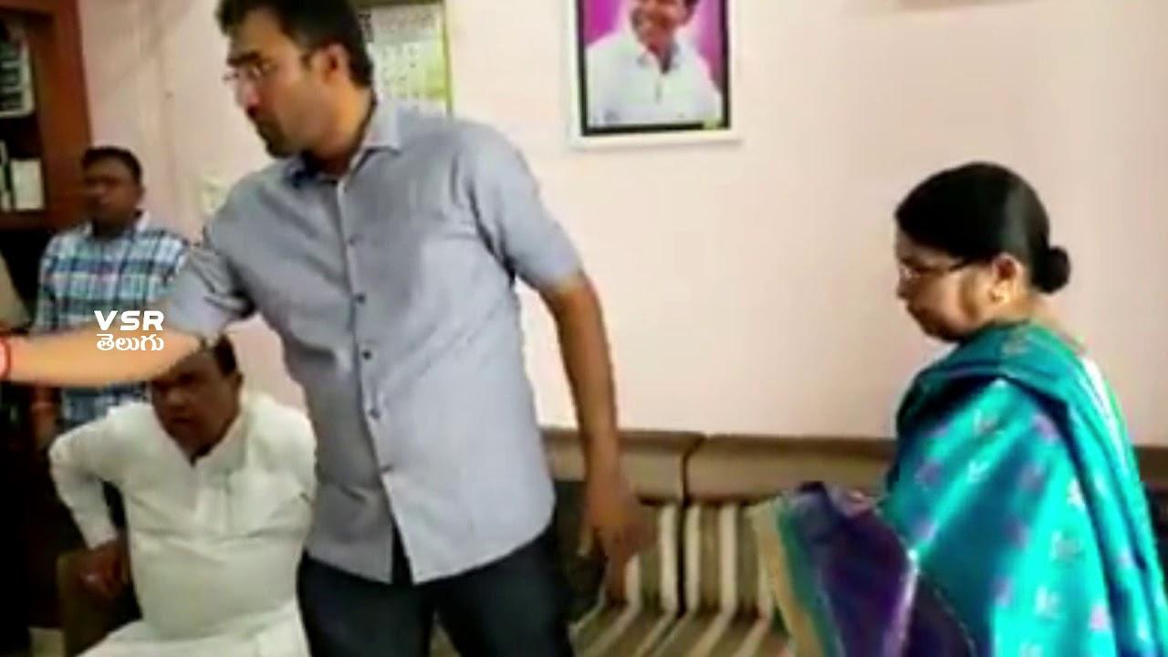 స్పీకర్ పోచారం కొడుకు బర్త్ డే చూడండి Pocharam Son Bhaskar reddy Birth Day