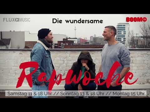 17.03.18 Die wundersame Rapwoche mit Mauli und Staiger | Zu Gast: Juse Ju