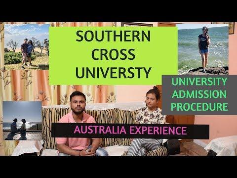 SOUTHERN CROSS UNIVERSITY(PROCEDURE&EXPERIENCE)