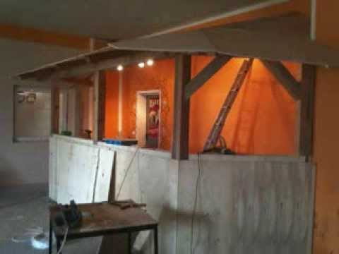 Ot halle bar wmv youtube - Bar selber bauen ...