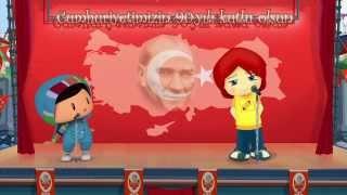 Gambar cover Cumhuriyetimizin 90. Yılı Kutlu Olsun