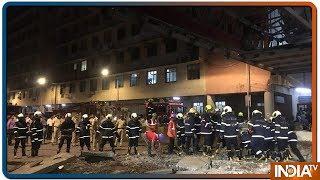 Mumbai CST station bridge collapse: 2 Women killed, 34 People injured; probe ordered |Latest Updates