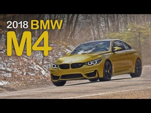 2018 BMW M4 Review: Curbed with Craig Cole
