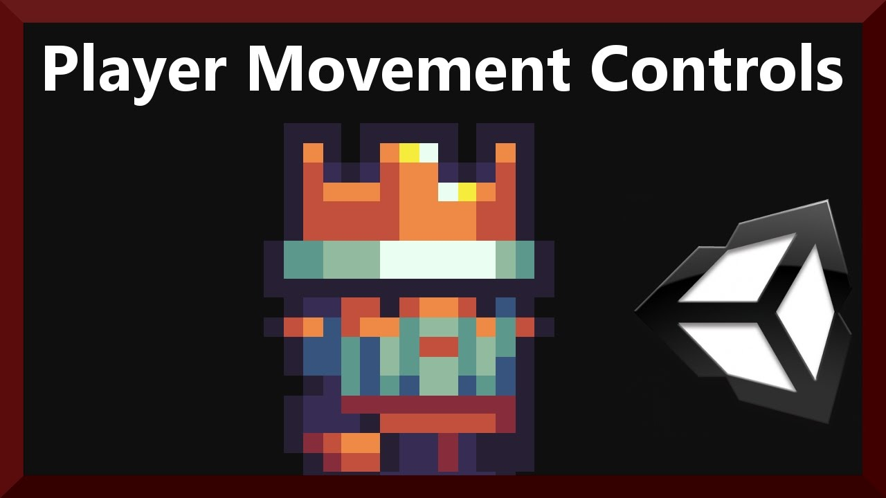 Scripting Player Movement Controls - 2D Game Development for Unity 5 6