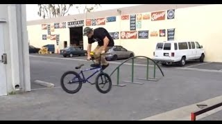 BMX - Flat Ground 360 Tailwhip To Manual 180