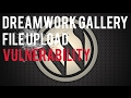 Exploit WordPress - Dreamwork Gallery File Upload Vulnerability