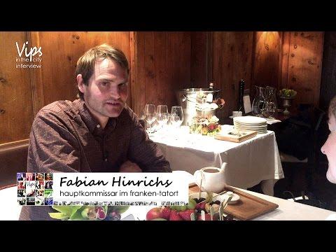 """INTERVIEW - Fabian Hinrichs (Hauptkommissar im """"Franken-Tatort"""")"""