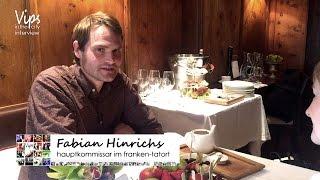 INTERVIEW - Fabian Hinrichs (Hauptkommissar im