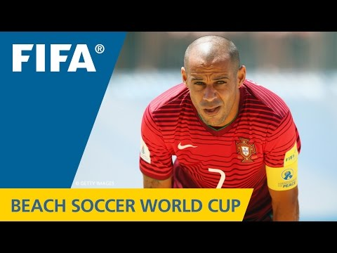 HIGHLIGHTS: Senegal V. Portugal - FIFA Beach Soccer World Cup 2015