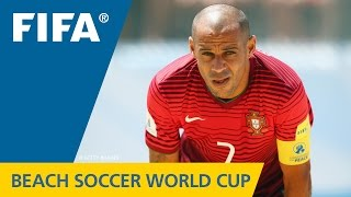 HIGHLIGHTS: Senegal v. Portugal - FIFA Beach Soccer World Cup 2015