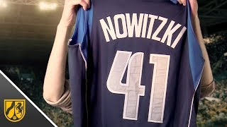 Dirk Nowitzki beendet Basketballkarriere - Tribute-Video aus der RP-Redaktion