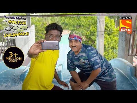 Jethalal और Iyer की Selfie  -Taarak Mehta Ka Ooltah Chashmah- तारक मेहता - Ep 3219  28th July, 2021