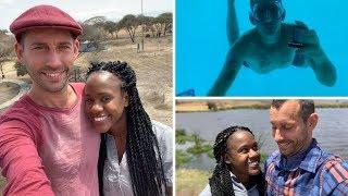 Mmarekani afariki akimchumbia (propose) mchumba wake chini ya maji Zanzibar, video nzima iko hapa!