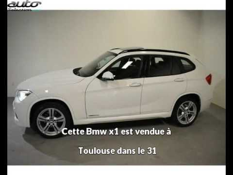 bmw x1 occasion visible toulouse pr sent e par bmw pelras youtube. Black Bedroom Furniture Sets. Home Design Ideas