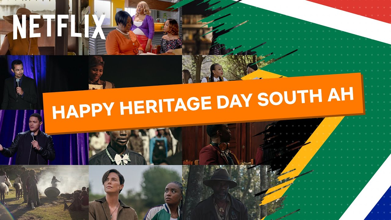 Download Every South African Movie & Series On Netflix   Heritage Day